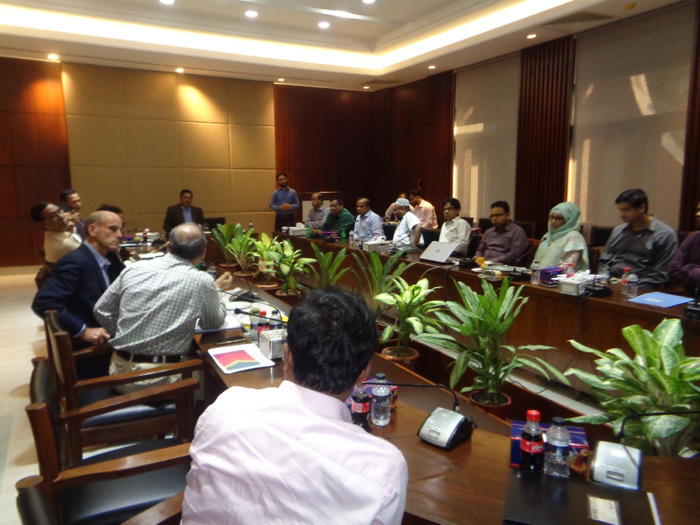 6th PSC Meeting in PCMU (2)