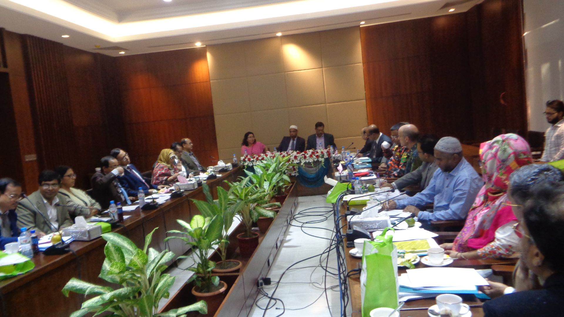 7th PSC Meeting in PCMU (9)