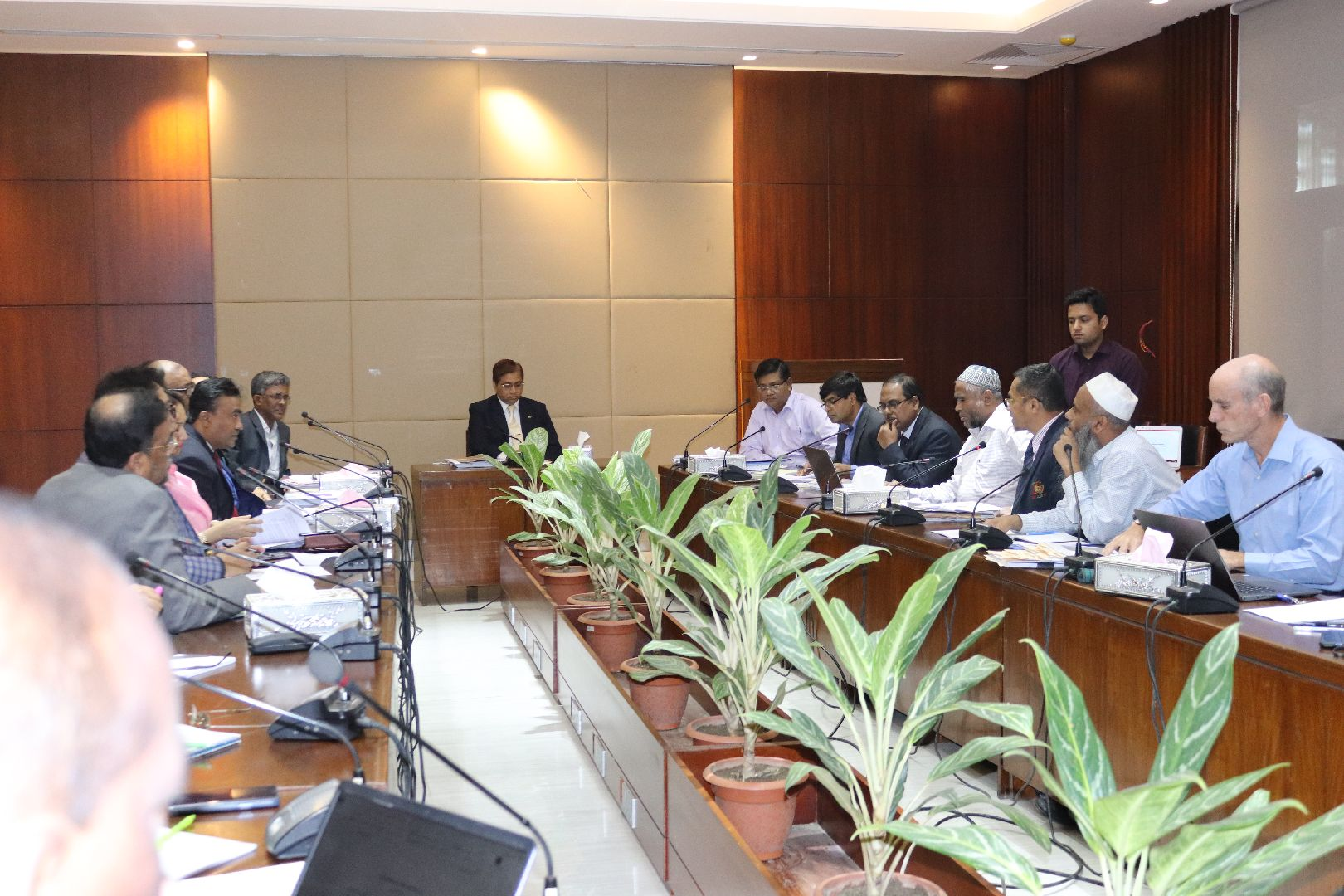 8th PSC Meeting in PCMU (1)