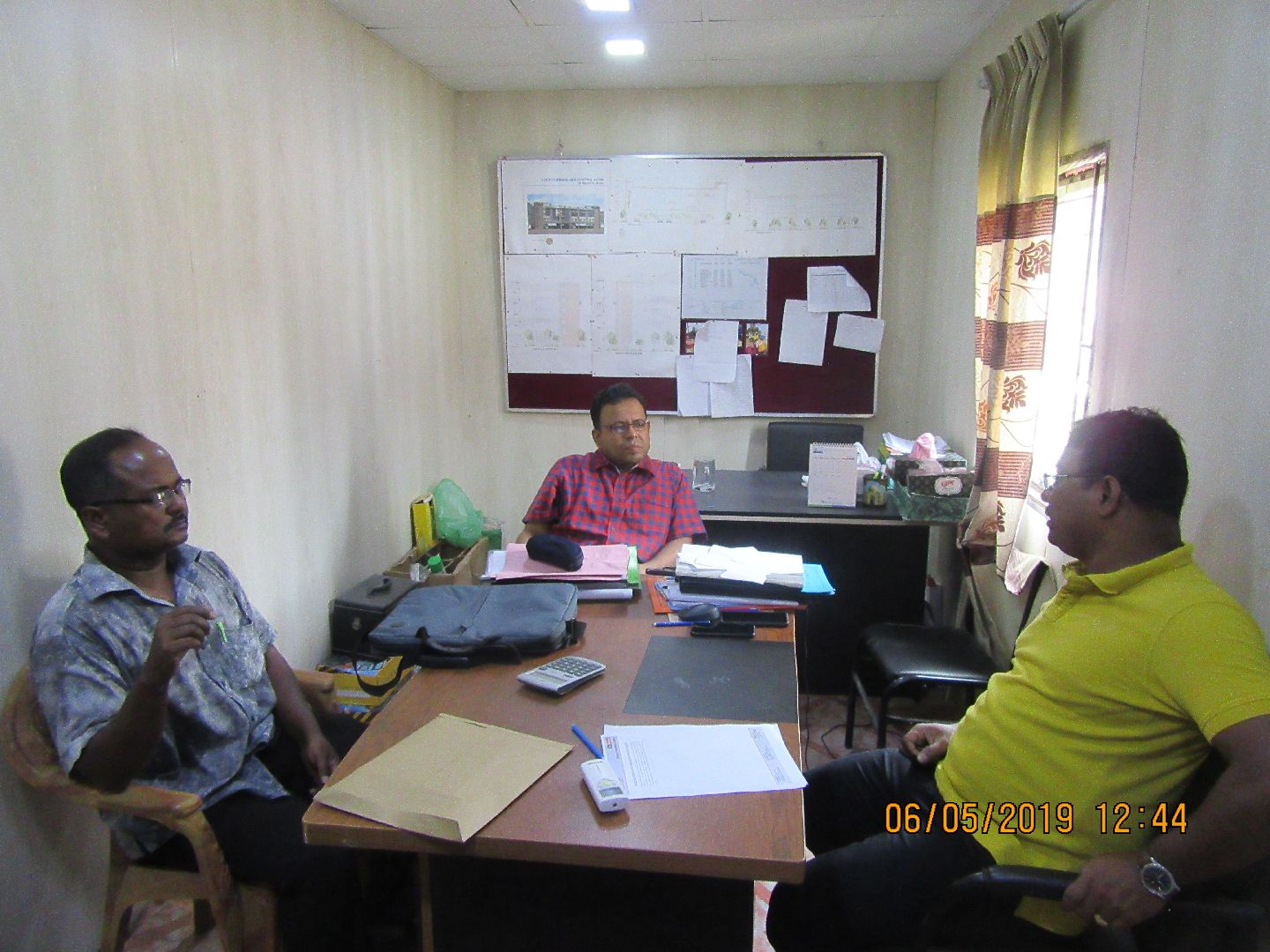 Construction of Command & Control Center of FSCD in Mirpur10 (06-05-2019) (24)