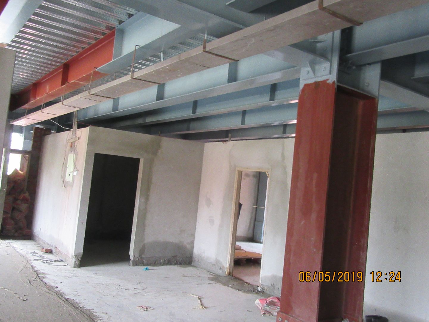 Construction of Command & Control Center of FSCD in Mirpur10 (06-05-2019) (7)