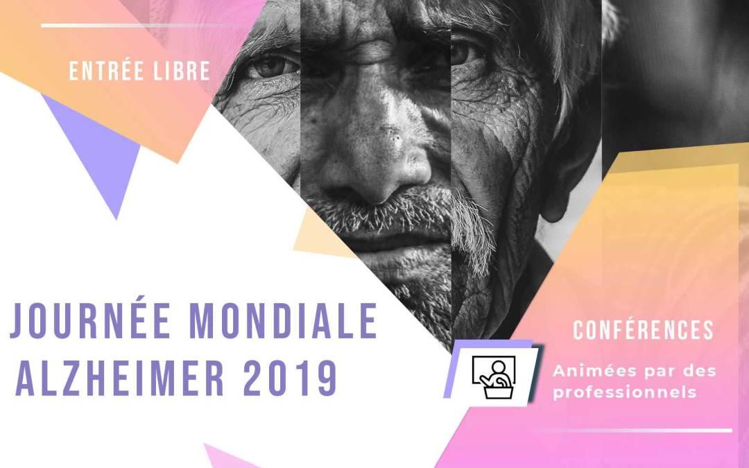 FLASH-INFO : JOURNÉE MONDIALE ALZHEIMER 2019 TOULON