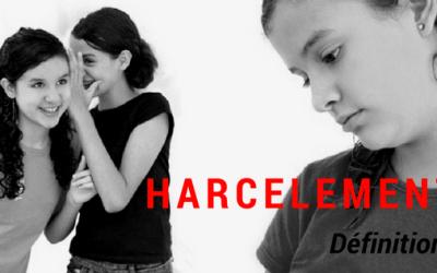 HARCELEMENT A L'ECOLE : Définition