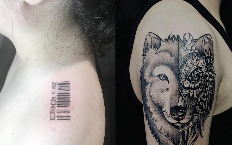 如果你要刺青請避開「這幾種圖案」 千萬別傻傻亂刺條碼阿!