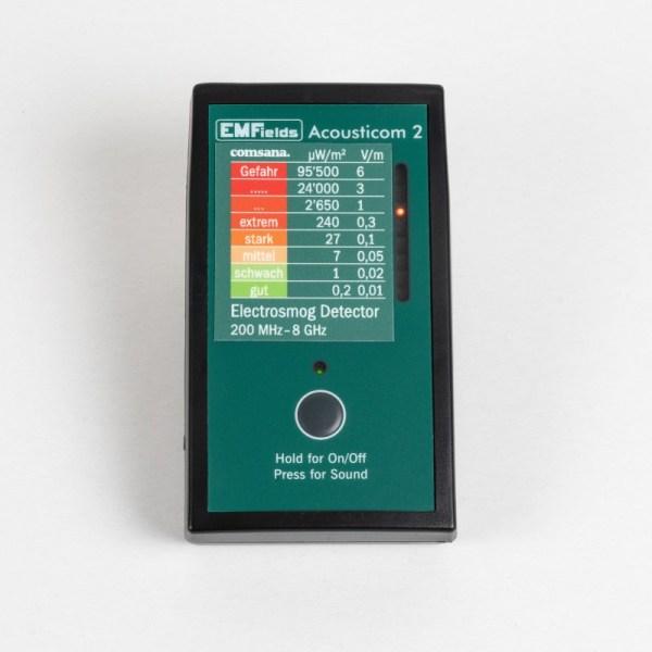 HF Messgerät Acousticom 2