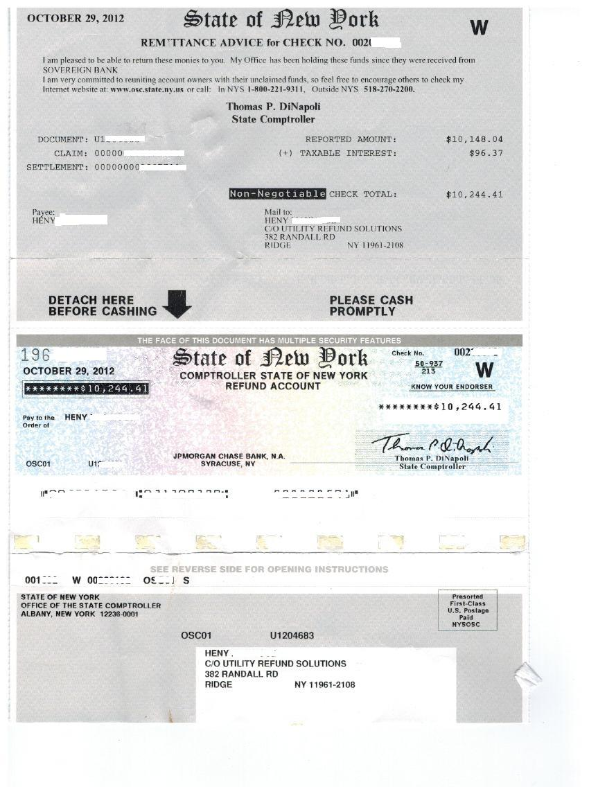 Tax Refund: Status State Tax Refund Nyc