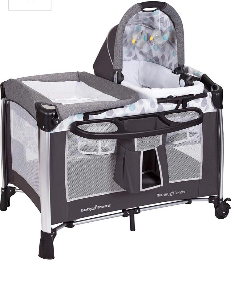 Baby Trend Pack N Play : trend, Affordable, Nursery, Setup, URsetup