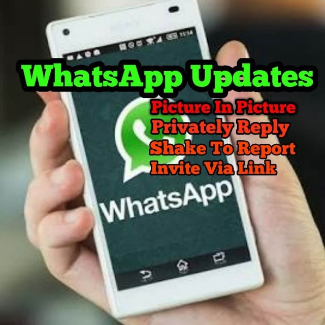 Whatsapp-new-updates