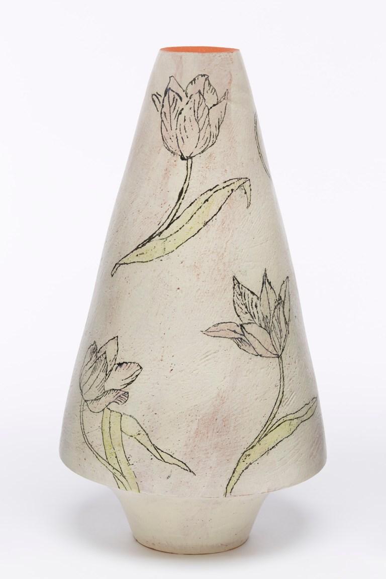 Vase (Tulips)