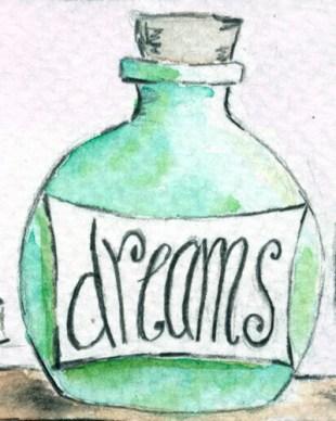 The secret store - dreams