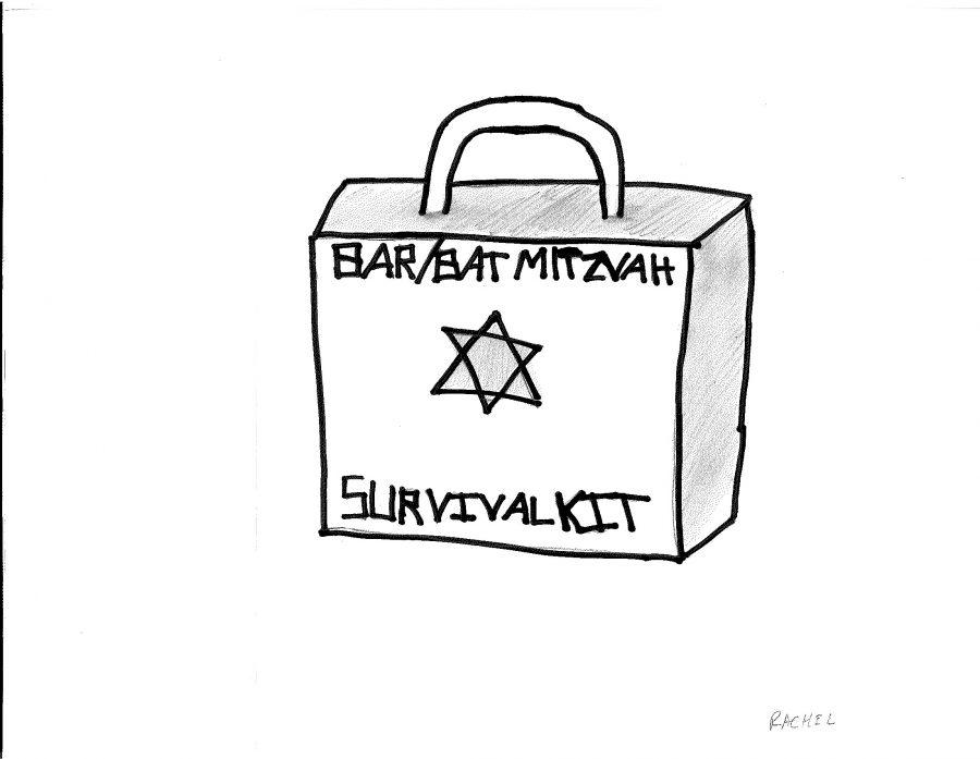Surviving Bar/Bat Mitzvah Season