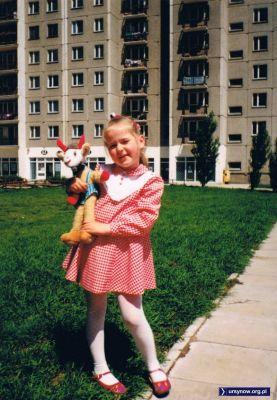 Koziołek doskonale wie, że tradycję trzeba pielęgnować. Jak już ekskluzywny Pewex opuści Belgradzką, w lokalu pojawi się prawdziwe Beverly Hills. Video. Nadesłała Anna Soboniak.