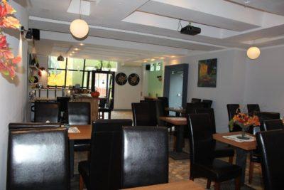 Wnętrze restauracji Quattro w ostatniej wersji, tuż przed zamknięciem. Źródło: FB Quattro