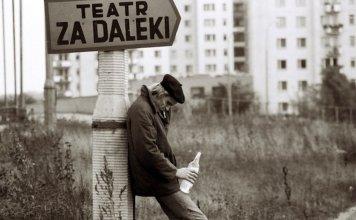 Ikonicznie zdjęcie Zenona Żyburtowicza z 1987 roku. Prezentujemy dzięki osobistej zgodzie autora.