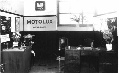 Mokotowska siedziba firmy Motolux. Zdjęcie pochodzi ze strony janszal.pl