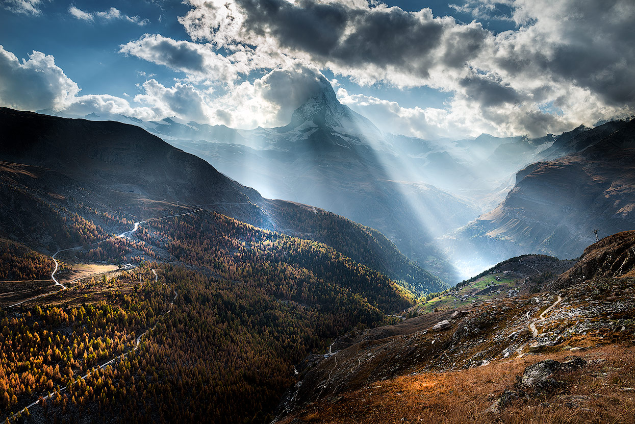 Matterhorn  Urs Zihlmann