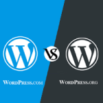 WordPress.com vs. WordPress.org: Which Platform is used to Blog