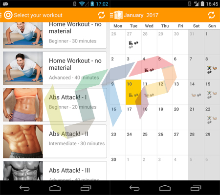 Virtuagym Fitness Best Fitness Apps for Android