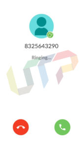 Fake WhatsApp with USA Number