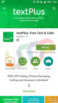 Create Whatsapp Account with U.S. Number