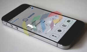 iphone whatsapp call record
