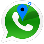 WhatsApp GPS Location Faker