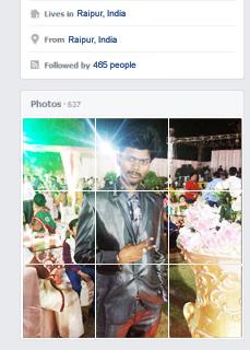 stylish facebook profile name list