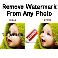 How To Remove Watermark From Photo/Image