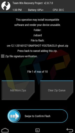 custom rom android download