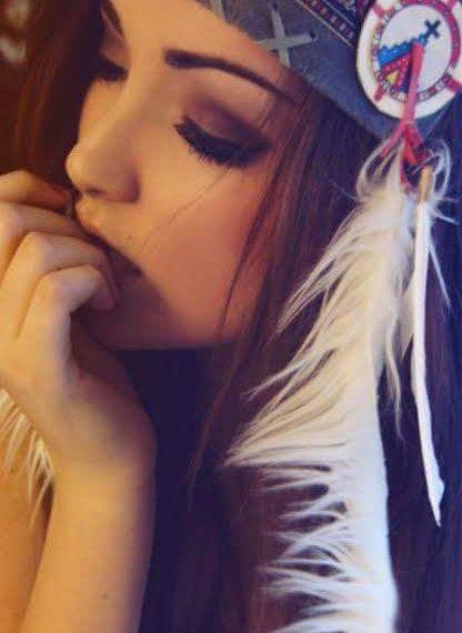Beautiful Girl DP for Facebook