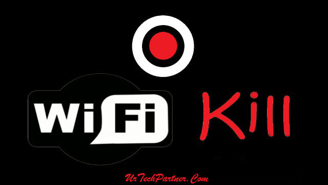 hack wifi using android root with wifi kill apk