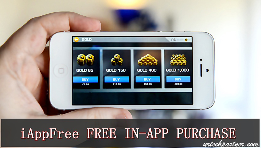 Guide to Install and Use iAPFree for Free In-App Purchases