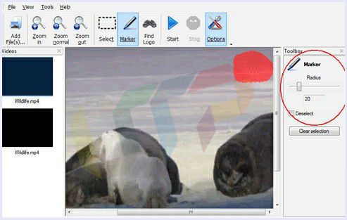 video watermark remover apk
