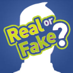Identify if Facebook account is Fake or Real
