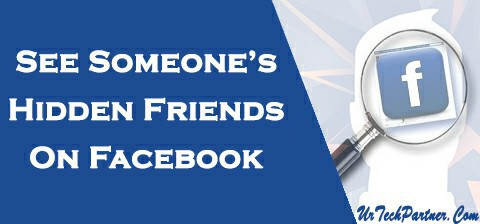 see hidden friend list facebbok