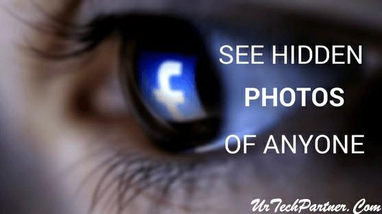 see hidden photos facebook