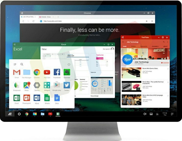 Remix OS 2.0 Download