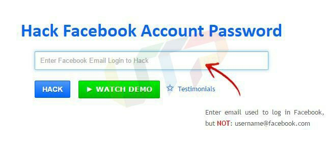 Facebook profil hackleme