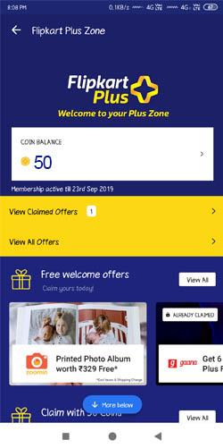 Hotstar Premium Account for Free via Flipkart