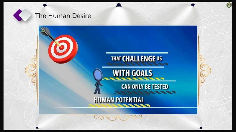 The Human Desire