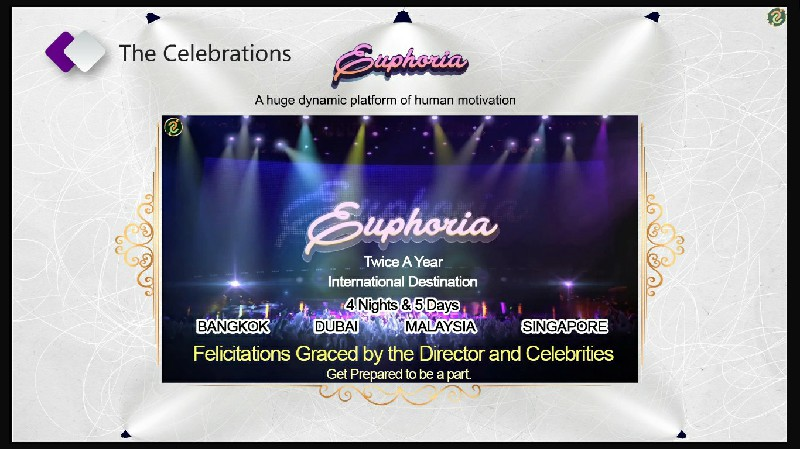 Euphoria - The Celebration
