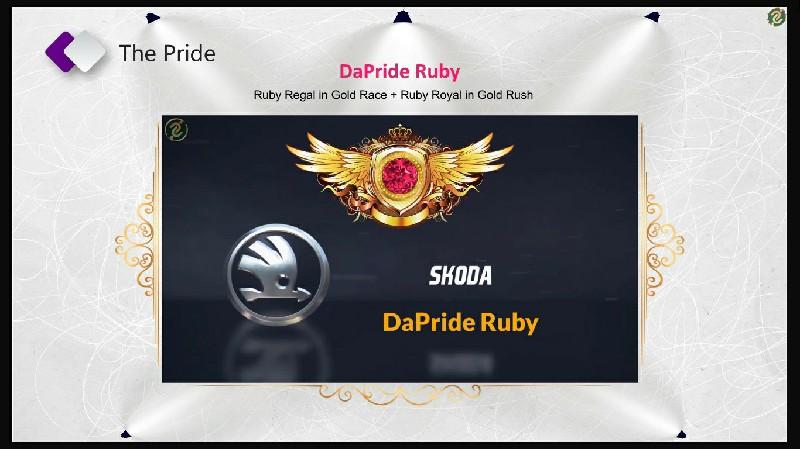 DaPride Ruby