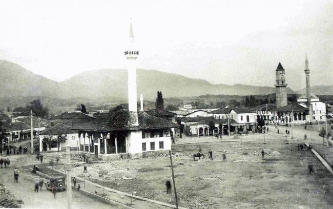 Trashëgimia e humbur e Tiranës