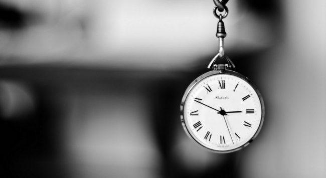 Mesazhi ripërtëritës në kohë…