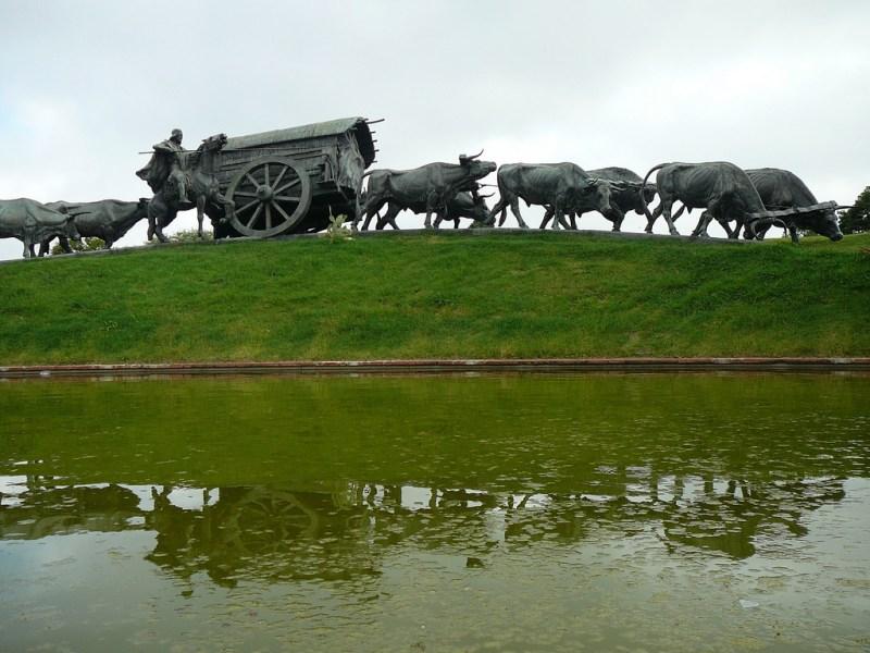 La Carreta, Parque de Los Aliados, Montevideo