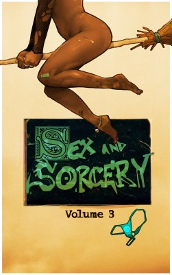 Sex & Sorcery 3 - Final Cover