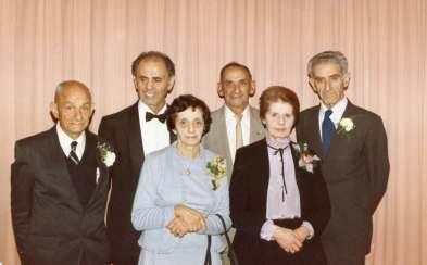 catsoulis-siblings-theo-marees-wedding-1985-harry-dave-mary-sim-nita-vince