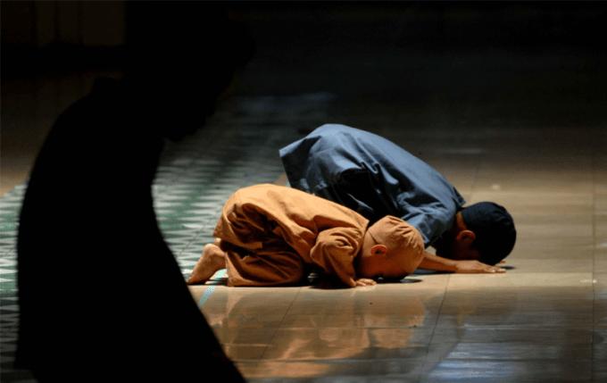hidup sehat ala Rasulullah - patuh pada Allah
