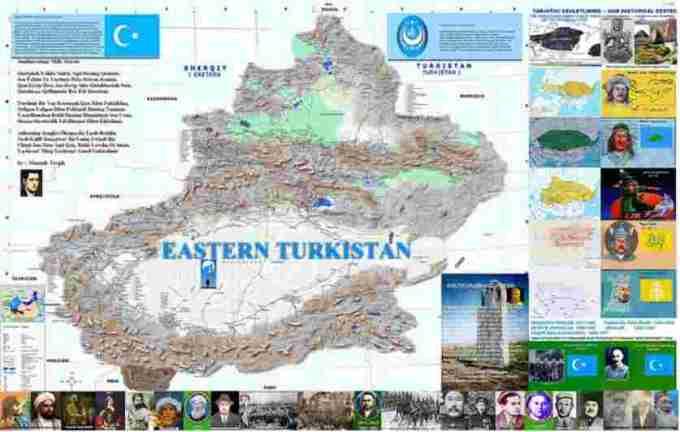 Turkistan Timur