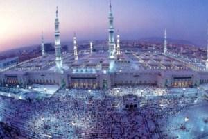 masjid nabawi kota madinah